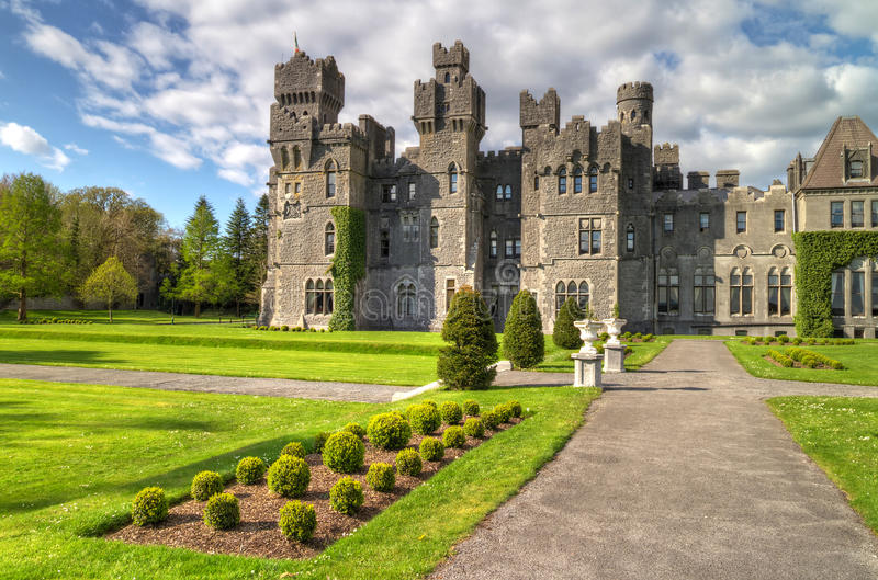 Download Ashford Castle HDR Royalty Free Stock Photography - Image: 19569377