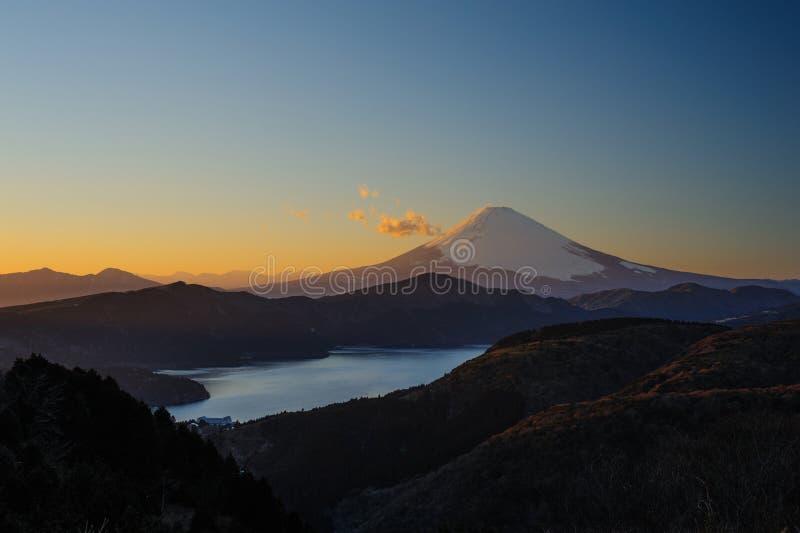 Ashinoko Hakone stockfotos