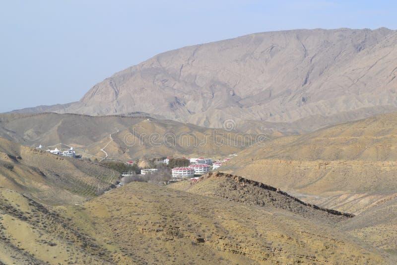Ashkhabad Wakacje w górach obraz stock