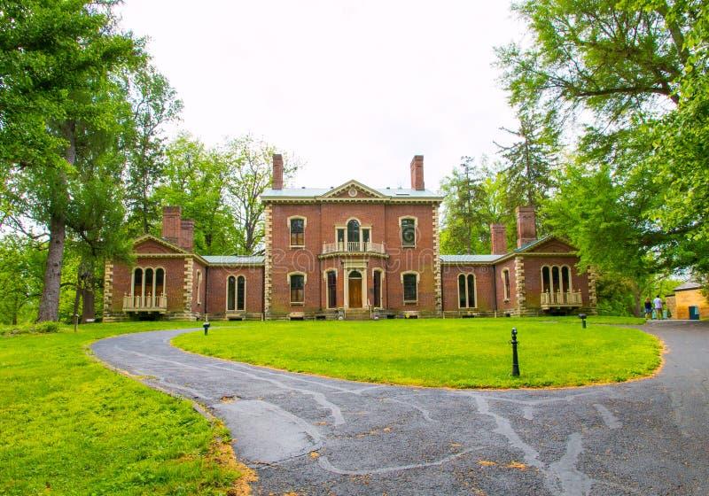 Ashland, proprietà di Henry Clay fotografia stock libera da diritti