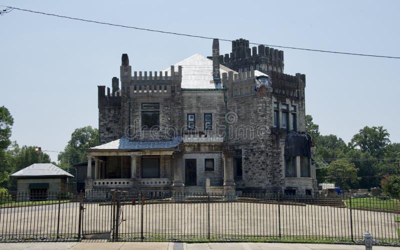 Ashlar Hall, Memphis, TN zdjęcia stock