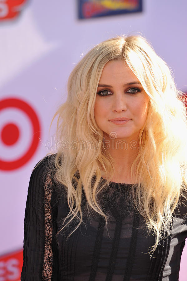 Ashlee Simpson. At the world premiere of Disney's Planes at the El Capitan Theatre, Hollywood. August 5, 2013 Los Angeles, CA Picture: Paul Smith / Featureflash stock image