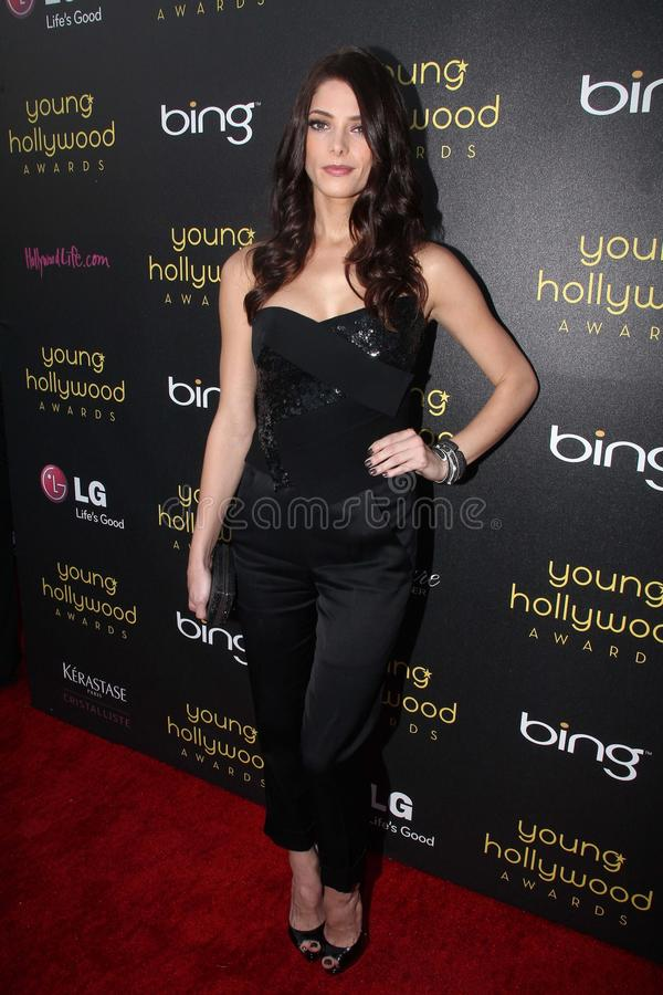 Download Ashley Greene At The 14th Annual Young Hollywood Awards, Hollywood Athletic Club, Hollywood, CA 06-14-12 Editorial Image - Image: 25585470