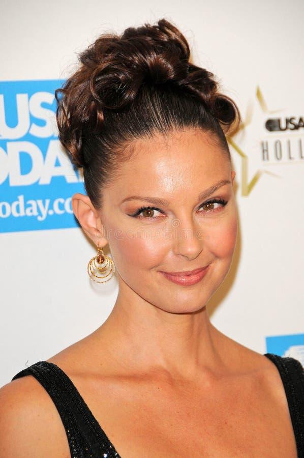 Ashley Judd 图库摄影