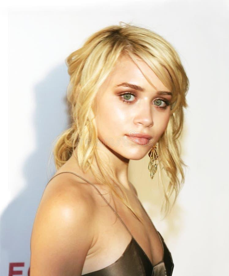 Ashley Olsen fotos de stock royalty free
