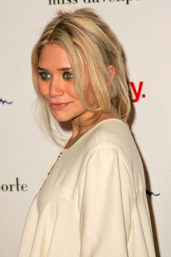 Ashley Olsen obraz stock