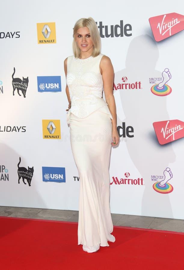 Ashley Roberts imagem de stock royalty free