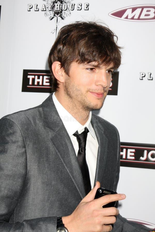 Ashton Kutcher photos libres de droits