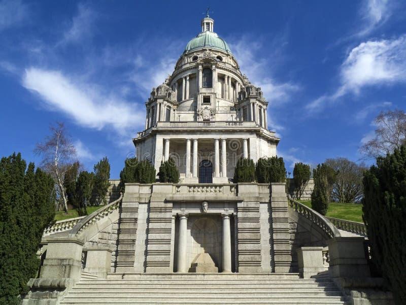 Ashton Memorial - Lancaster - England royalty free stock image