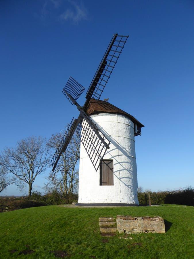 Ashton Windmill 2 royaltyfria foton