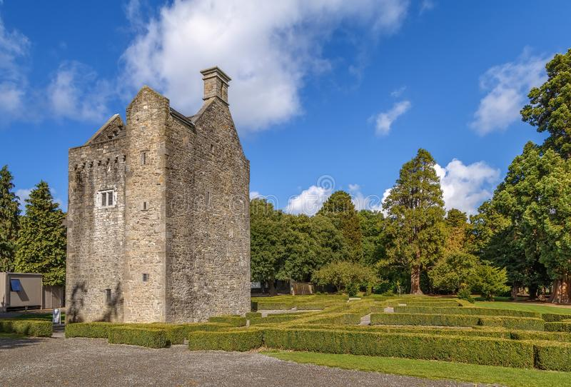Ashtown Castle, Δουβλίνο, Ιρλανδία στοκ εικόνες με δικαίωμα ελεύθερης χρήσης