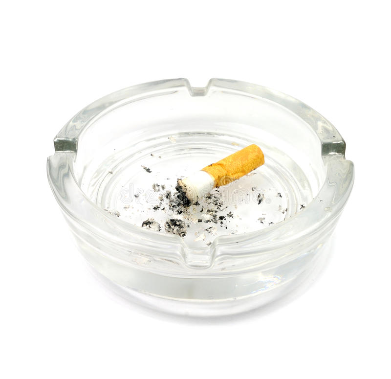Download Ashtray And Cigarette Butts Stock Photo - Image: 13241338
