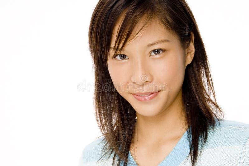 Asiático atractivo foto de archivo libre de regalías