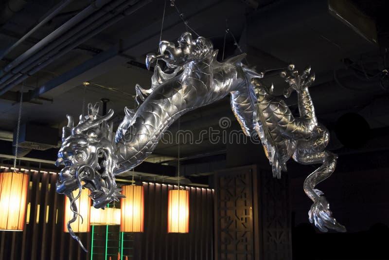 Asiático Dragon Decoration fotografía de archivo