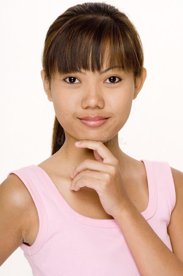 Asiático no rosa 12