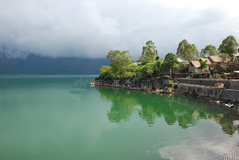 asia Bali Indonesia jeziora fotografia stock