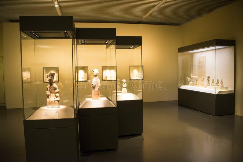 Download Asia China, Pekín, Museo Nacional, Sala De Exposiciones Interior Foto de archivo editorial - Imagen de reliquias, china: 64208558