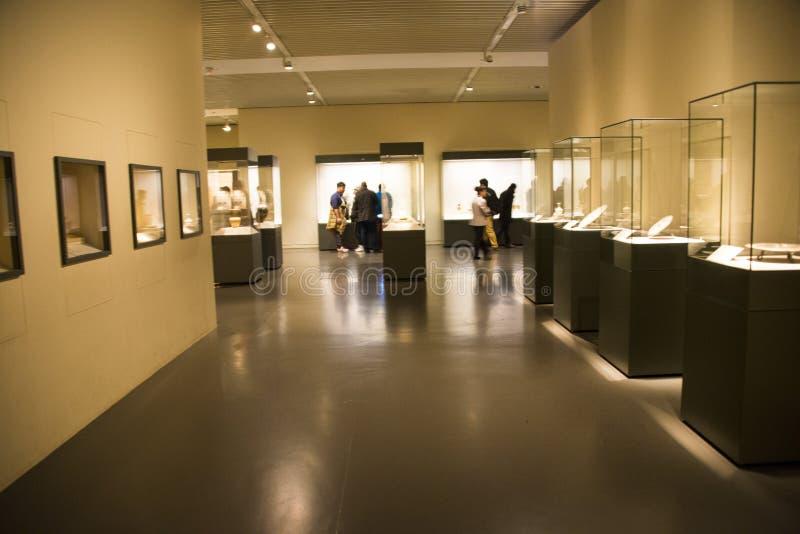 Download Asia China, Pekín, Museo Nacional, Sala De Exposiciones Interior Foto editorial - Imagen de recorrido, cultural: 64208636