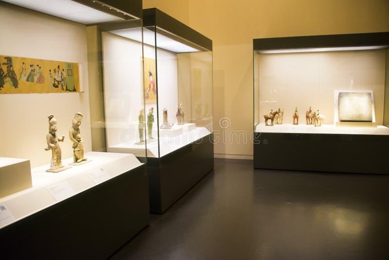 Download Asia China, Pekín, Museo Nacional, Sala De Exposiciones Interior Imagen editorial - Imagen de decoración, arreglo: 64208715