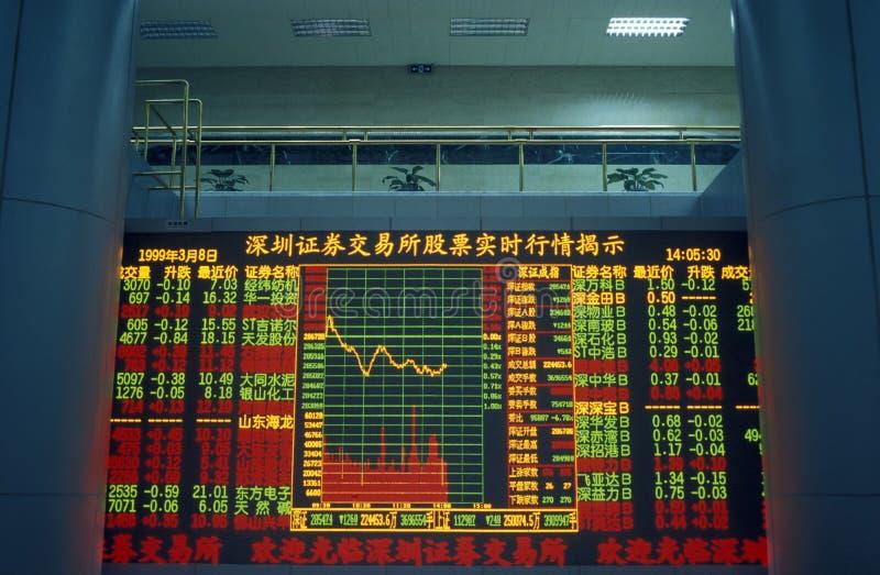 ASIA CHINA SHENZEN royalty free stock image