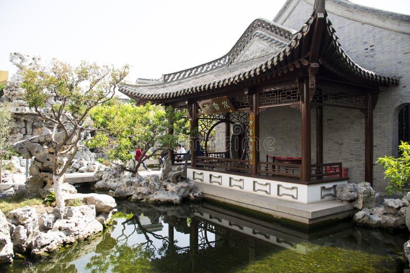 Download Asia Chinese Beijing China Garden Museum Indoor Courtyard Suzhou Jiangnan Editorial