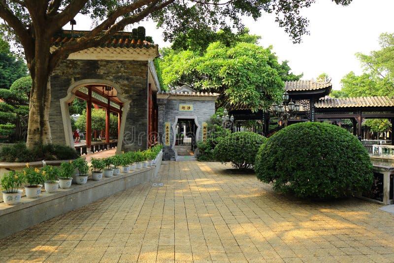 Download Chinese Backyard Landscaping Garden China Stock Photo