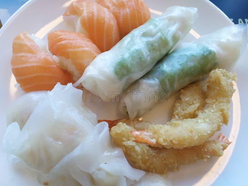 Asia Cooking japonais stock foto's