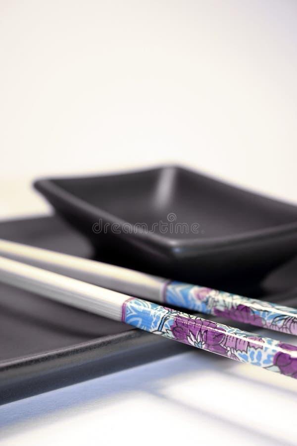 Download Asia & Food: Japanese Sushi Set I Stock Photo - Image of chopstick, room: 139954
