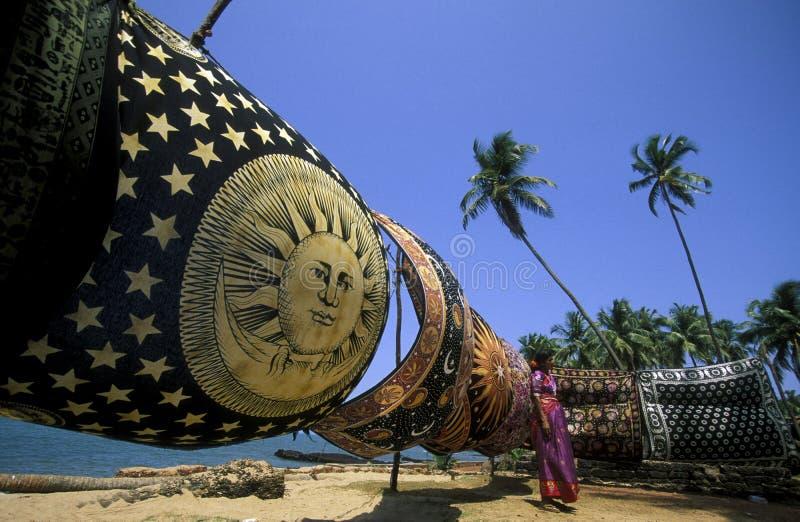 ASIA INDIA GOA stock images