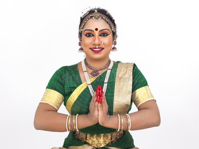 asia klasyczna tancerza kobieta obraz stock