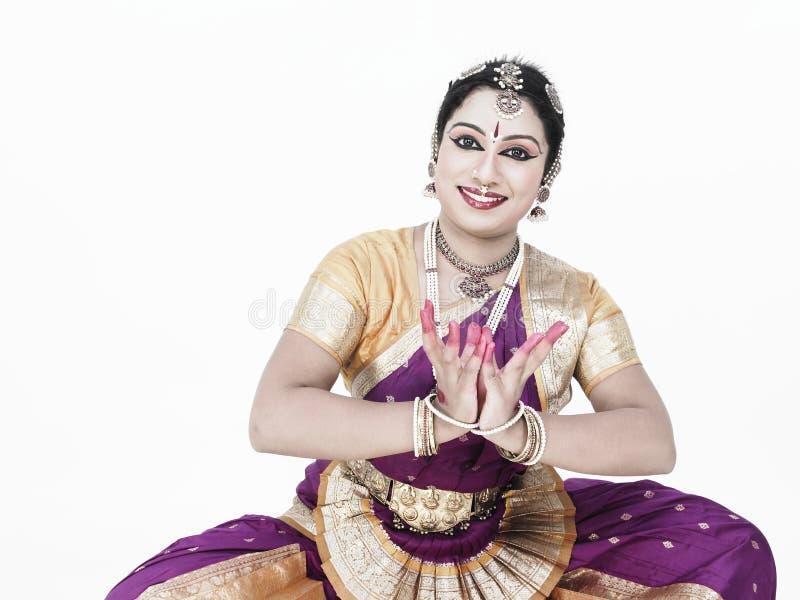 asia klasyczna tancerza kobieta fotografia stock