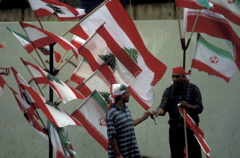 ASIA LEBANON BEIRUT stock photo