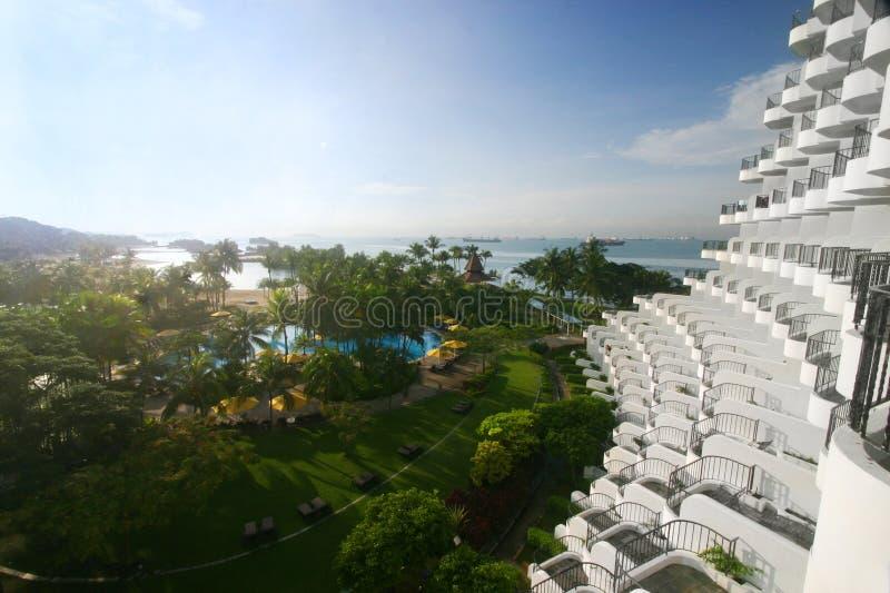 asia resort tropical στοκ εικόνα