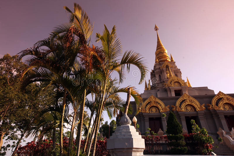 ASIA THAILAND CHIANG RAI MAE KUOMINTANG TONB. The Kuomintang Tomb near the village of Mae Salong north of the city Chiang Rai in the province of Chiang Rai in stock images