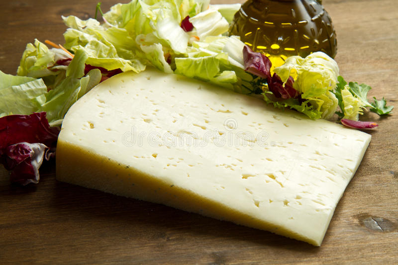 Asiago cheese royalty free stock photos