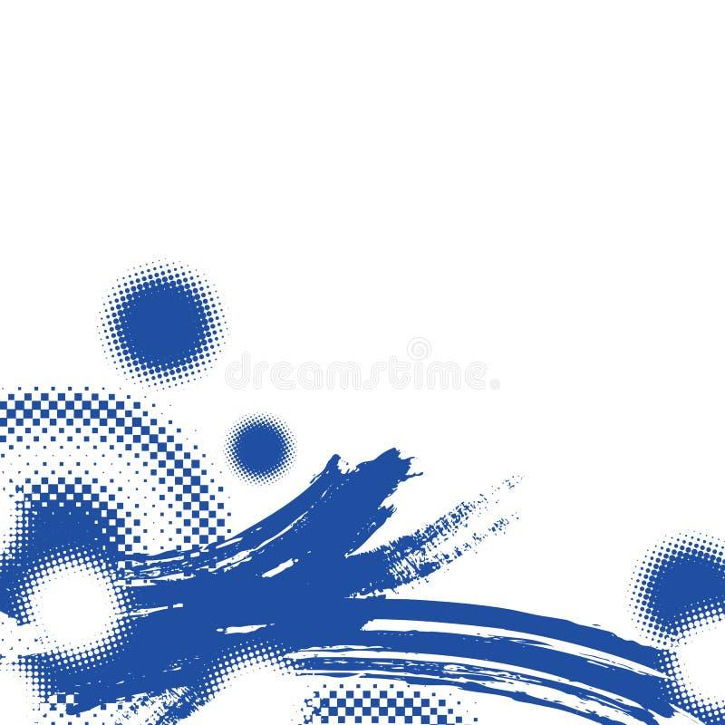 Download Asian Abstract Brushwork Illustration Stock Illustration - Illustration: 23548685