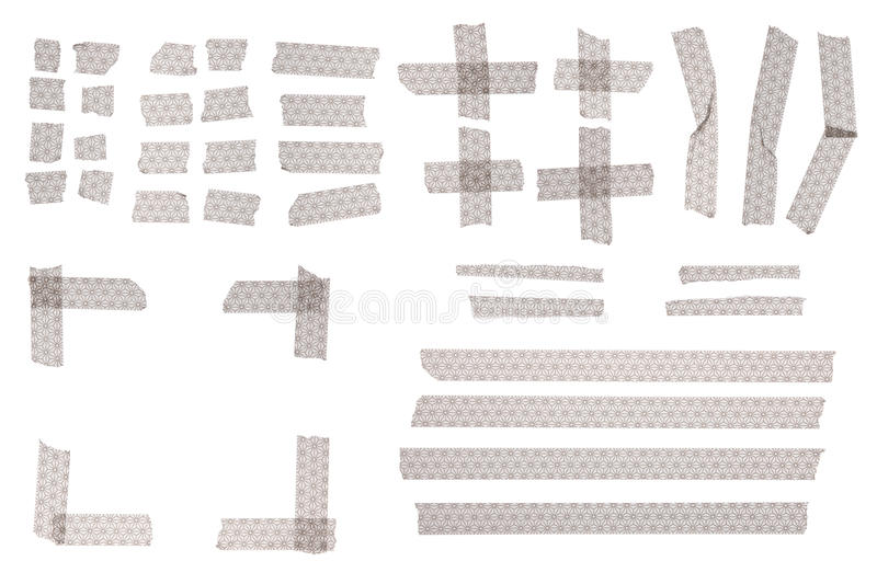 Download Asian Adhesive Tape Royalty Free Stock Image - Image: 18117976