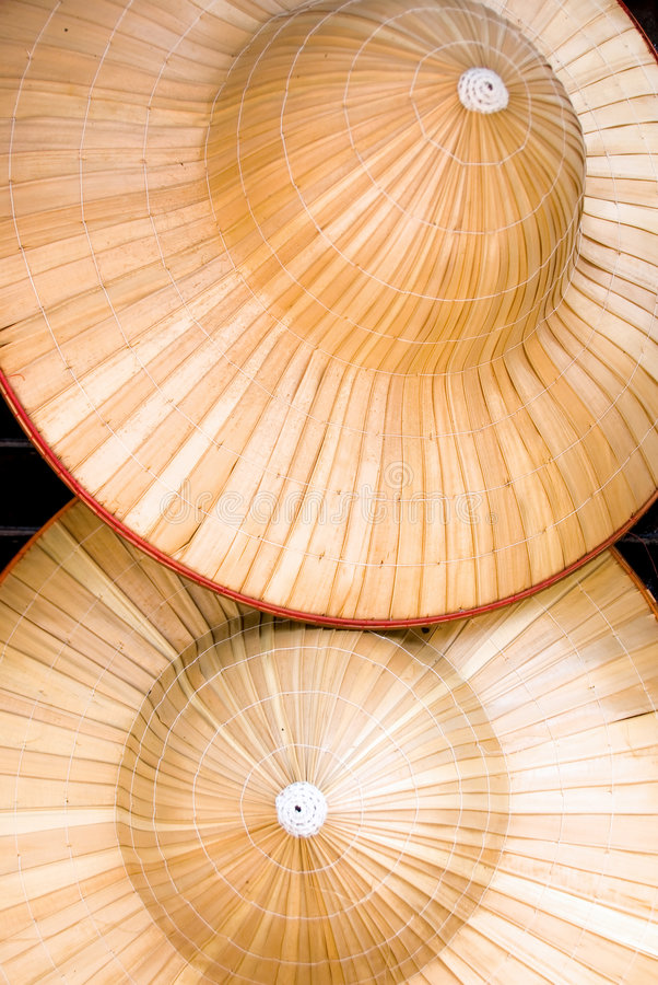 Download Asian bamboo hat stock image. Image of agriculture, image - 4073789