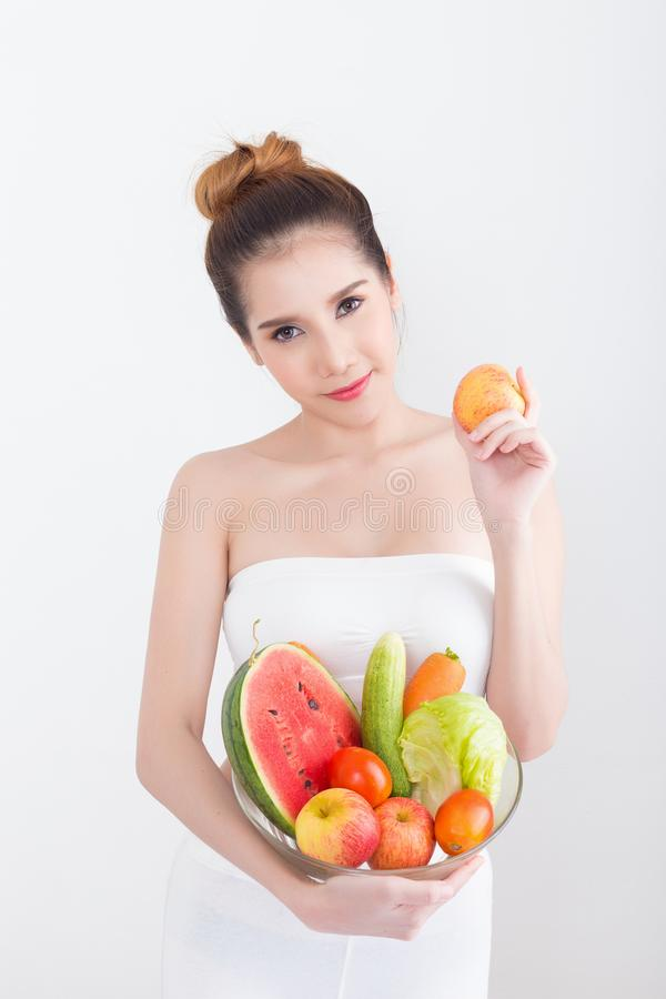 asian beautiful woman young στοκ φωτογραφία με δικαίωμα ελεύθερης χρήσης