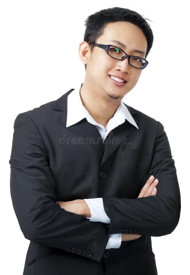 Asian bem parecido fotografia de stock