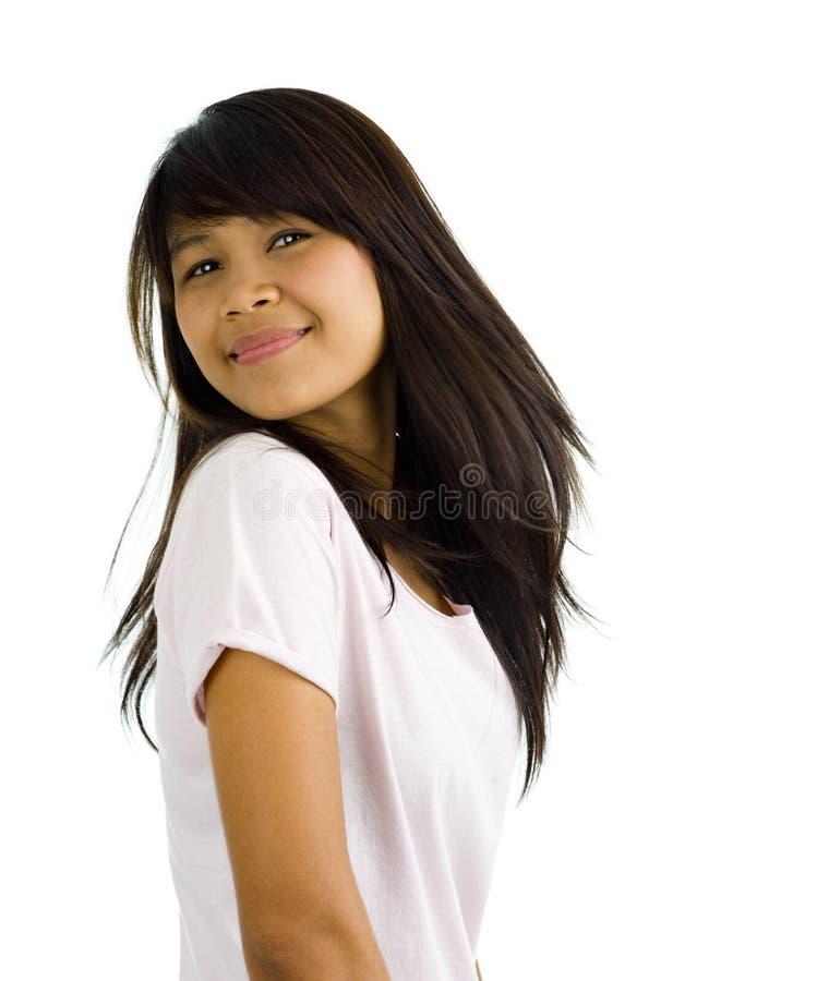 Asian bonito imagens de stock royalty free