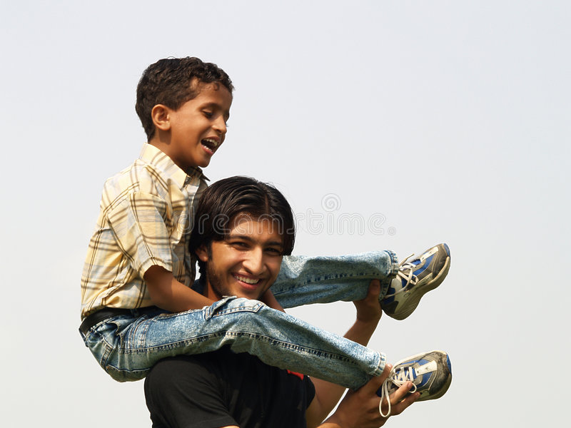 Asian boys stock images