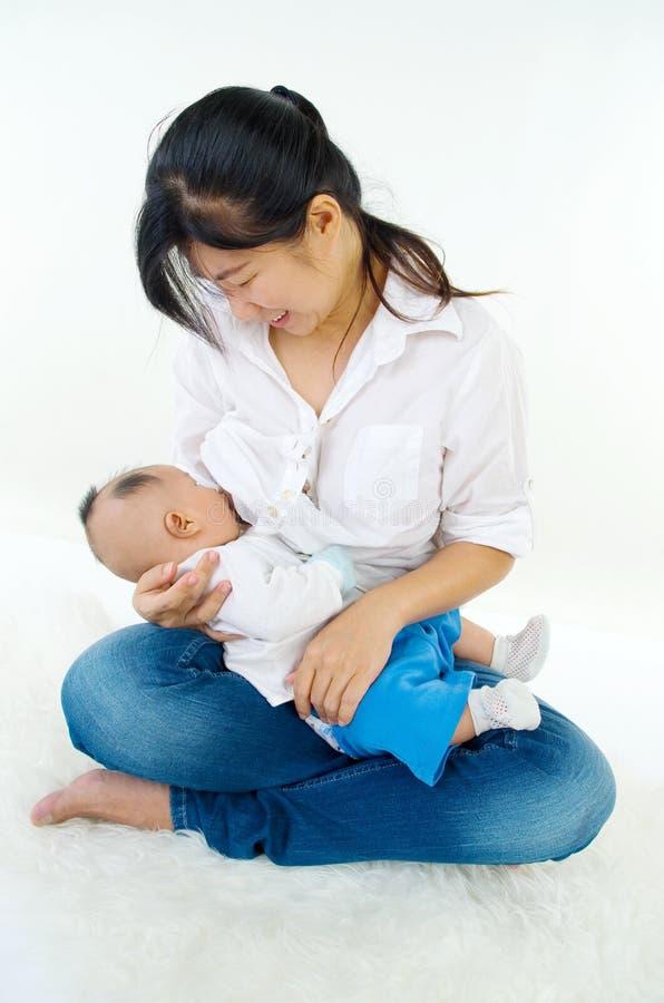 Asian breastfeeding videos