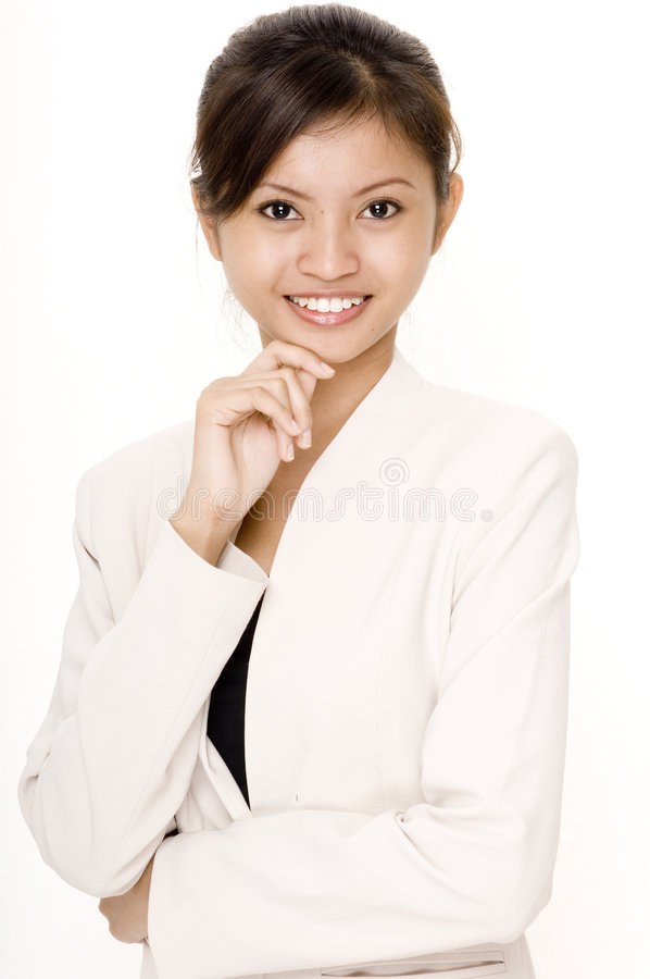 Asian Business 1 royalty free stock photos