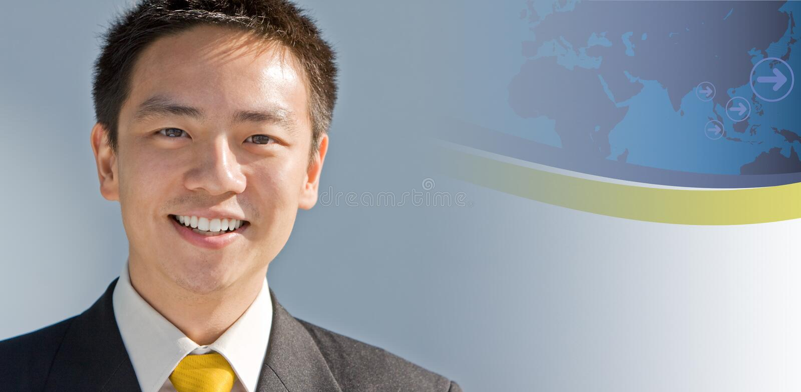 Download Asian business man stock image. Image of office, business - 6425083