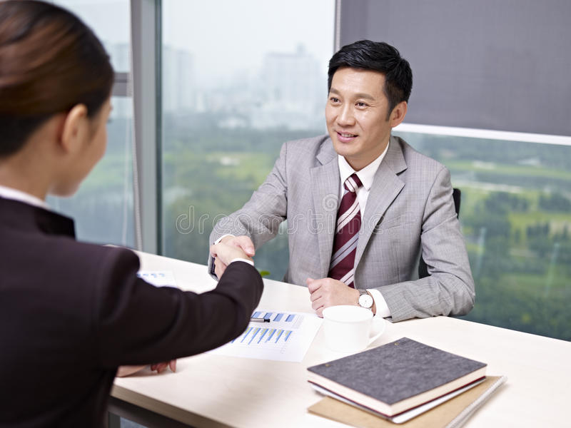Download Asian business people stock image. Image of executive - 28838137