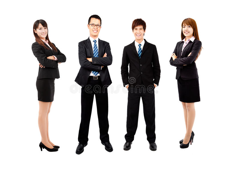 Download Asian business team stock image. Image of asian, corporate - 20598159