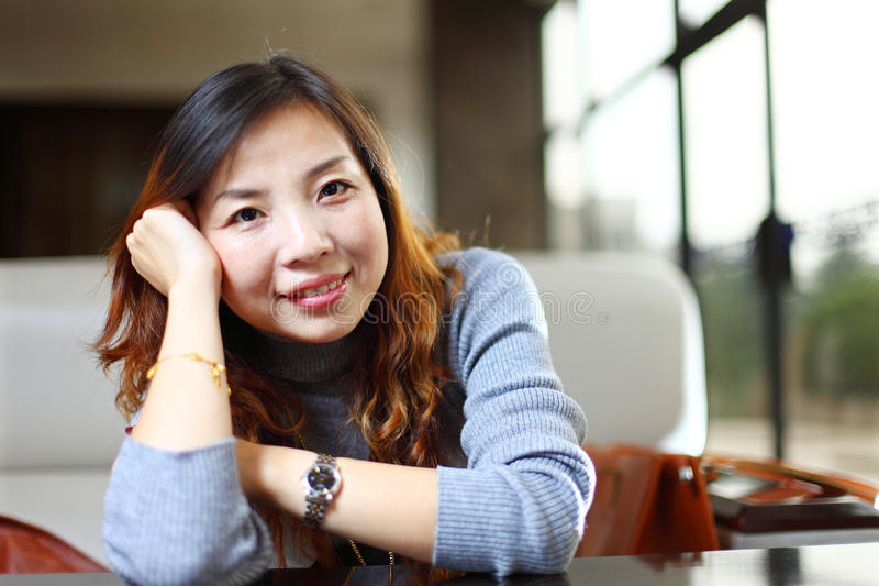 Download Asian Business Woman Stock Image - Image: 22148261
