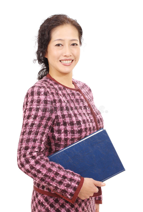 Download Asian Business Woman Stock Photo - Image: 23268970