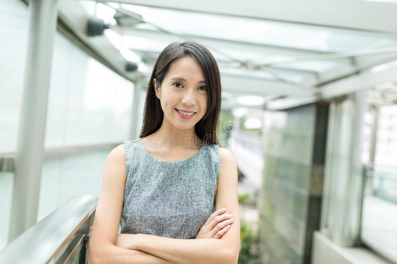 Asian Business woman portrait. Asian Business women portrait ,asian young woman royalty free stock image